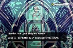 Œuvres d'art et performances autour de la COP21