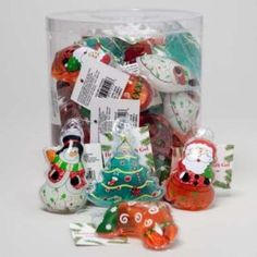 """Christmas Bath Gel 50ML Case Pack 72 - 786765 by DDI. $91.26. Allof theproductsshowcased throughoutare100%OriginalBrand Names.. 100% SATISFACTION GUARANTEED. Please refer to the title for the exact description of the item. Christmas Bath Gel 50ML. (Approximately 1.7 oz). 4 Assorted Shapes/Designs: snowman, Christmas tree, Santa and stocking. In 36 Piece Display Tube."""" Case Pack 72 Please note: If there is a color/size/type option, the option closest to..."""