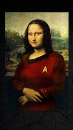 Star Trek Mona