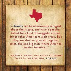 Texans....Forbes Magazine