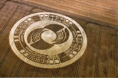25 Crop Circles HD Wallpapers | Backgrounds - Wallpaper Abyss