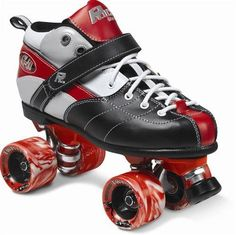 My new skates - Suregrip Rock Expression Red