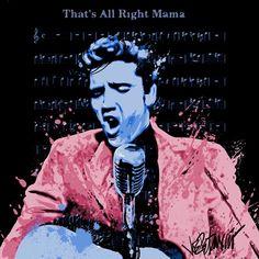 Joe Petruccio: The song that started it all. @elvis @official_elvis_presley @visitgraceland @elvispresleyaloha @elvispresleyoklahoma @hardrockmemphis #love #elvisradio #follow