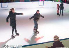 Premium Rink Synthetic Ice Rink, Ice Skating, Skating
