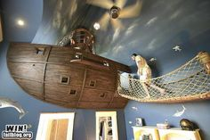 Crazy Kids room!