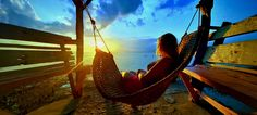 It will rise in the east Dive Resort, Cebu, Outdoor Furniture, Outdoor Decor, Hammock, Diving, Sunset, Sunsets, Women's Side Tattoos