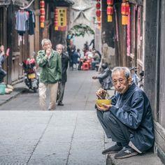 Life in qianyang