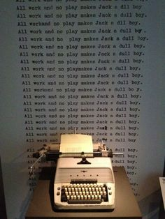 Stanley Kubrick exhibition at the EYE Amsterdam
