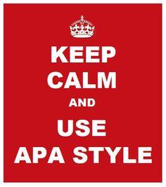 Apa style movie review