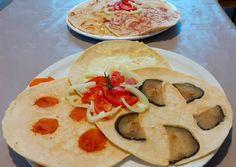 Reggeli sós palacsinták   Kalicz-Dóra Mónika receptje - Cookpad receptek Tacos, Mexican, Ethnic Recipes, Food, Essen, Meals, Yemek, Mexicans, Eten