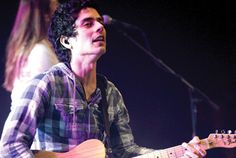 Chris Quilala - Jesus Culture. Filled w/ the holy spirit, love his voice.
