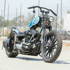Harley-Davidson Bar Hopper / Bobber / Café Racer