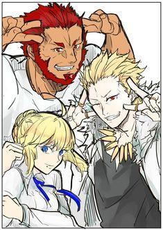 Fate Zero Kiritsugu, Otaku, Fate Stay Night Anime, Fate Servants, Fate Anime Series, Anime Japan, Type Moon, Anime Comics, Art Projects