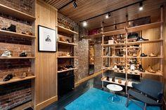Grenson store, New York City » Retail Design Blog