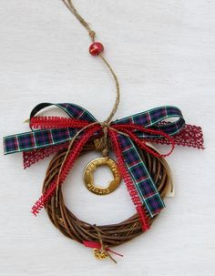 5 Christmas Crafts, Christmas Decorations, Xmas, Lucky Charm, Little Things, Charms, Winter, Holiday, Gifts