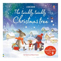 Booktopia has The Twinkly Twinkly Christmas Tree, Usborne Twinkly Books by Sam Taplin. Buy a discounted Board Book of The Twinkly Twinkly Christmas Tree online from Australia's leading online bookstore. Christmas Books, Christmas Lights, Christmas Tree, Snowy Forest, Fete Halloween, Twas The Night, Up Book, The Night Before Christmas, Bloomsbury