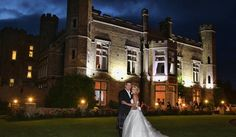 The lawn by night. Corporate Photography, Wedding Photography, East Yorkshire, Cave, Wedding Venues, Castle Weddings, Mansions, Sheffield, Portrait