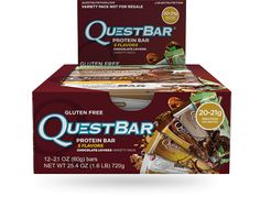 Protein Bars Chocolate Lovers Variety Pack