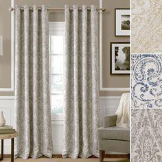 Julianne Room Darkening Grommet Curtain Panels