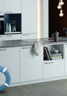Gut Küchenschrank In Wand, Wandschrank, Küche, Ordnung, Idee, Bild, Regal,