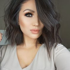 Bronze and peach •Pinterest: Lee-AnnJade♡•