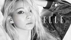 CL for Elle Korea's Facebook new cover photo