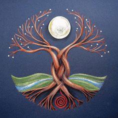 Gypsy Magic: Old English Moon Ritual - Label1#Label1