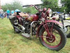 1941 Indian – Indian Motocycle Day: July 21, 2013