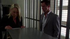 "Burn Notice 3x05 ""Signals and Codes"" - Michael Westen (Jeffrey Donovan) & Shannon Park (Katherine LaNasa)"