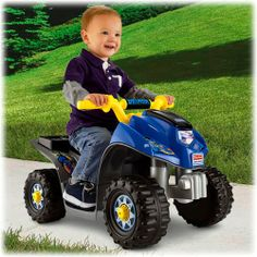 Fisher-Price X0075 Baby-Infant Power Wheels