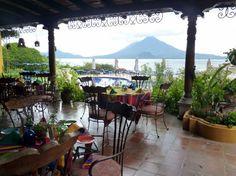 Sunset Cafe | Panajachel, Guatemala nice restaurant BEAUTIFUL VIEW, the most beautiful sunsents ever :)