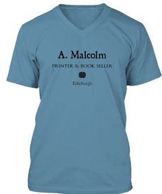 A. Malcolm T-Shirt! LAST DAY!