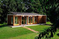 Zelfvoorzienende Recreatiewoning - Sustainer Homes