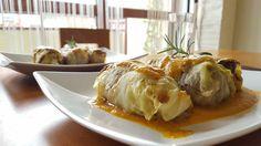 Pikantne gołąbki w gładkim sosie pomidorowym https://ciasnakuchnia.pl/przepis/pikantne-golabki/