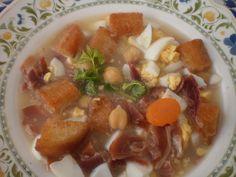 Mi Cocina: SOPA DE PICADILLO