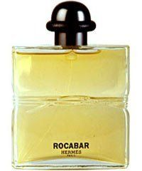 Rocabar FOR MEN by Hermes - 3.4 oz EDT Spray by Hermes. $95.99. This fragrance is 100% original.. Rocabar is a luxurious fragrance and is recommended for evening use. Fragrance Family: Arid,Woody. Created in 1998 by Hermes, Rocabar cologne is a luxurious, woody, arid fragrance. This masculine cologne contains a blend of juniper, cedar, lavender and is accented with cedar, vanilla and musk making Rocabar cologne perfect for evening wear.