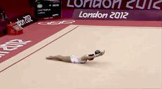 Flexibility of Russia's Daria Dmitrieva - http://www.PaulFDavis.com/success-speaker (info@PaulFDavis.com)