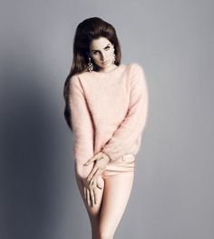 Lana Del Rey Fronts H's Fall 2012 Campaign