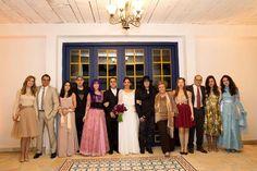 Baby do Brasil e Pepeu Gomes casam o filho, Krishna Baby