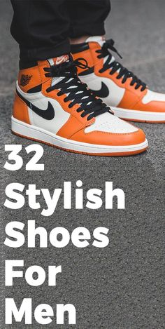 32 Stylish Shoes For Men Stylish Shoes For Men, Trendy Shoes, Mens Fashion Blog, Latest Mens Fashion, Fashion Guide, Fashion Shoes, Trending Shoes For Men, Types Of Shoes Men, Latest Beard Styles