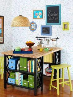 5 tips para organizar una pequeña oficina en casa