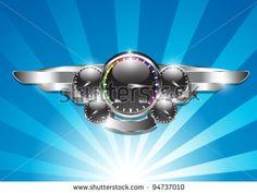 Chrome Wings (368)