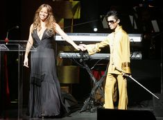 See the E! star talk about the singer in this emotional Mariah's World clip