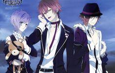 diabolik lovers partes emocionantes do anime - Pesquisa Google