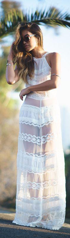 Slip Dress / Fashion By LBB