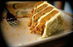 New York Cheesecake es la tarta de Zanahoria con Frosting de Queso.