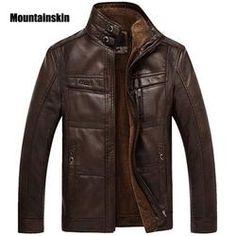 iYBUIA Autumn Winter Men Cotton Pure Stand Zipper Warm Winter Thick Coat Jacket