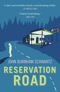 Reservation Road ($1.55 / £0.99 UK), by John Burnham Schwartz , is the Kindle Deal of the day for those in the UK