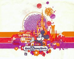 WDW Shopping Bag '89