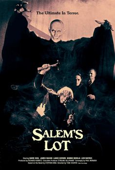 Salem's Lot - scariest Vampire story of them all!